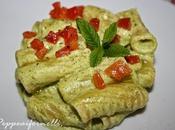 Elicoidali crema fave novelle pecorino romano Dop.