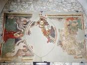 Cristo Pantocratore nella chiesa Contignaco