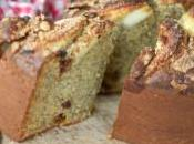 Torta rustica alle mele caramellate, grano saraceno semi papavero