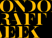 Racconti della London Craft Week 2015