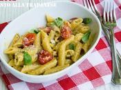 Pennette Pesto alla Trapanese senza glutine Jamie Oliver