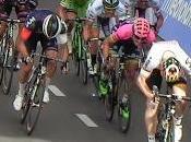 Giro d'Italia 2015, Castiglione della Pescaia vince Greipel