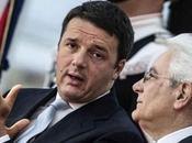 Renzi spedì Mattarella colle l'italicum tasca
