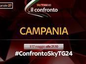 Stasera diretta Napoli #ConfrontoSkyTG24 della Regione Campania