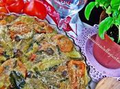 Teglia provenzale melanzane pomodori confit Provencal baking dish eggplant tomatoes