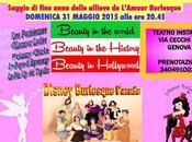 Genova arriva Disney Burlesque Parade