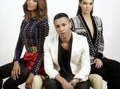 H&M assolda Balmain come nuovo guest designer