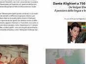 "Vulgari Eloquentia. pensiero delle lingue pensiero"" Pierfranco Bruni Annarita Miglietta Cartella Studio"