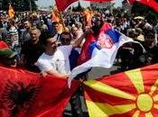 Terzo giorno proteste contro governo Macedonia