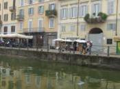 Nuovo look Darsena, porto Milano. Milan's harbor.