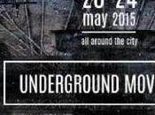 UNDERGROUND MOVEMENT -20/24 maggio- Bologna