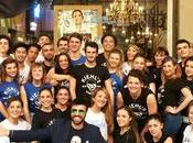 crew flash milano opening party kiehl's torino!
