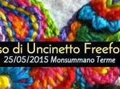 Monsummano Terme: Corso uncinetto freeform
