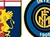 formazioni ufficiali Genoa-Inter
