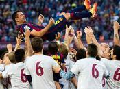 Liga: Barcellona saluta Xavi, festa anche Depor. Eibar retrocesso