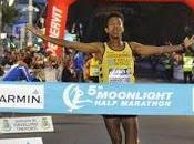 Risultati Moonlight Half Marathon Jesolo 2015, risplende stella dell'azzurro Eyob Faniel