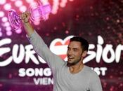 Eurovision, vince Svezia 'Heores'. Terza l'Italia Volo'