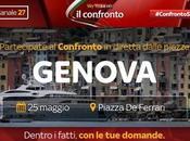 Stasera diretta Genova) #ConfrontoSkyTG24 della Regione Liguria