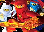 Lego Ninjago party Inviti compleanno ispirazioni