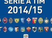 Serie 2014/2015, Anticipi Posticipi Premium giornata