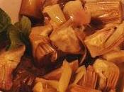 Carciofi insalata
