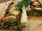 tavola Ruggeri tarte asparagi burrata cicoria pecorino