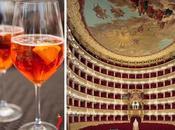 Aperitivo visita notturna Teatro Carlo