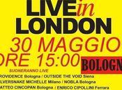 """Primo showcase selezione progetti musicali, allo """"ONE MORE"""" Bologna, sabato maggio 2015."""