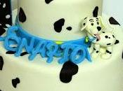 CARICA CAKE!!! Hundred Dalmatians Cake!!! DALMATIAN
