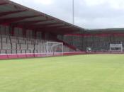 (VIDEO)FC United Manchester, lavori stadio(3^ Parte Maggio 2015)