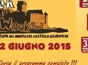 Castella Tarantella week maggio giugno