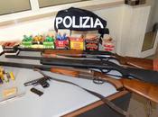 Detenzione armi, arrestato 64enne crotonese
