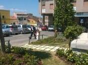 Benedetto giardino piazza Mazzotti