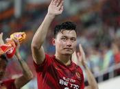 Cina: Guangzhou trionfa aggancia Shandong testa