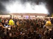 Luna Glamclub Teodoro (OT): un`estate cinque stelle