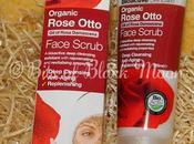 Organic Rose Otto Face Scrub Viso all'essenza Rosa