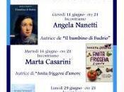 Angela Nanetti, Marta Casarini, Grazia Verasani: incontri Medicina.