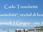 """Oggi, Giugno, Carlo Tronchetti Cagliari, Honebu: sesso nell'antichità"""""""