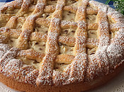 Crostata ricotta nutella 100% Gluten Free (Fri)Day