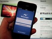Come disattivare iPhone tracciamento della posizione Facebook Messenger