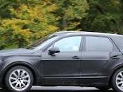 2016 Bentley Bentayga SUV-- Release