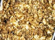 Crumble mele zenzero Ginger apples crumble recipe