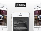 Glose: l'app social dedicata agli ebook