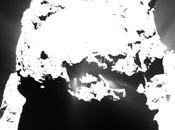 Getti notturni sulla cometa Rosetta