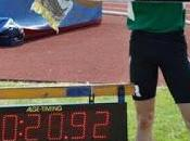 FIDENZA (pr). Giovani leoni lombardi: Tortu-record 200, Lombardia Regina Trofeo Città Fidenza.