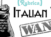 [Rubrica: Italian Writers Wanted
