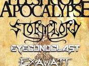 Fleshgod Apocalypse Stormlord Burning Ruins Metal Fest