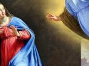 Schema punto croce: L'Annunciazione Philippe Champaigne