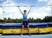 Fassinotti record italiano salto alto Oslo