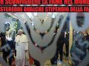 Papa Francesco conosce stipendi 'carrozzone-Fao'?